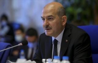 Soylu duyurdu: PKK'lı terörist sayısı 320'nin...