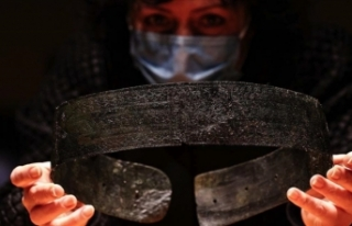 Urartulardan kaldı: Prenses kemeri sergileniyor