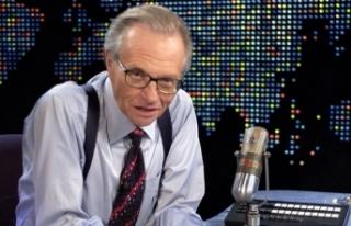 Ünlü televizyoncu Larry King koronavirüsten öldü