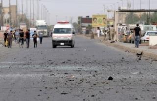 Bağdat'ta intihar saldırısı: 13 ölü 19...