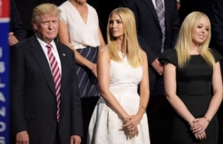 Beyaz Saray'daki son icraatı kızına nişan...