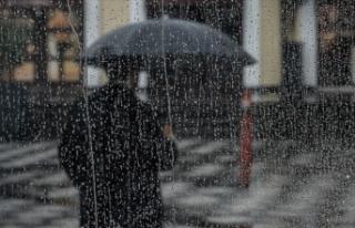 Doğu ve Güneydoğu Anadolu bol yağış alacak
