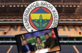 Fenerbahçe'ye imzayı attı: 2,5 yıllık...