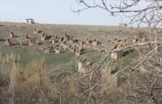 'Gesi Bağları'ndaki güvercinlikler restore...
