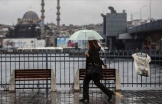 Meteoroloji uyardı: Sağanak ve sele dikkat