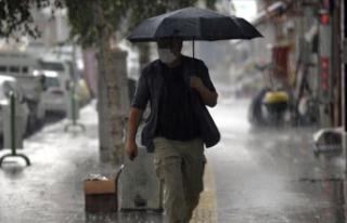 Meteorolojiden bu bölgeler için sağanak uyarısı