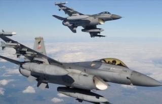 MSB duyurdu: Gara ve Avaşin bölgesinde PKK'ya...