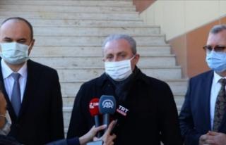 Mustafa Şentop da aşı olacak