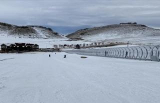 Niğde kayak merkezine kavuşuyor