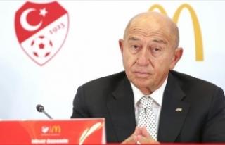 'Ocak ayı sonu itibarıyla ertelenmiş maç kalmayacak'