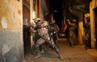 Terör örgütü DEAŞ'a aralık ayı darbesi