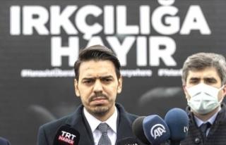 Abdullah Eren: Irkçılığa yeter artık