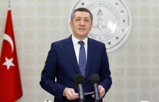 Bakanı Selçuk'tan 'yüz yüze sınav'...