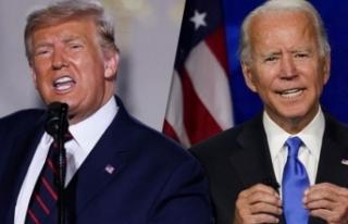 Biden Trump'ın aklanmasına tepki gösterdi