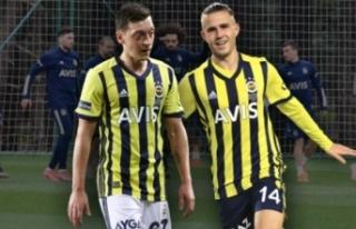 Fenerbahçe'de şov başlıyor: Mesut Özil ve...