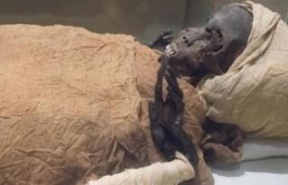 Firavunla ilgili korkunç gerçek tomografide ortaya...