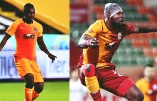 Galatasaray'ın 2 yeni transferi: Luyindama ve...