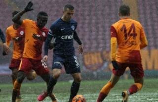 Galatasaray Mohamed ile Kasımpaşa'yı devirdi