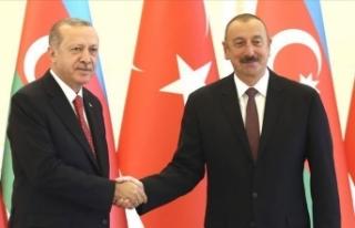 İlham Aliyev'den Gara mesajı