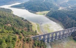 İstanbul barajlarından müjdeli haber