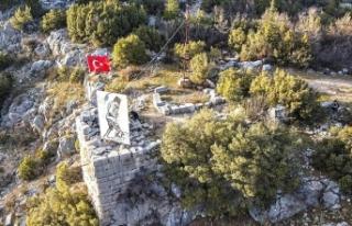 Kagrai Antik Kenti turizme kazandırılacak