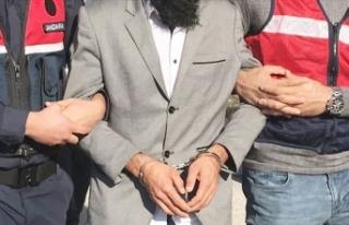 Mavi bültenle aranan DEAŞ'lı terörist sınırda...