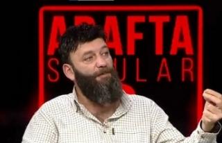 Oyuncu İsmail Hakkı'dan olay PKK'lı sanatçı...
