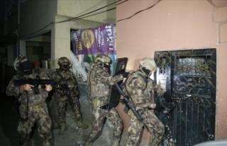 PKK/KCK iş birlikçilerine operasyon: Çok sayıda...
