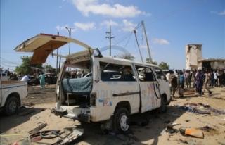 Somali'de bomba yüklü araçla saldırı