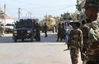 Somali'nin başkenti Mogadişu'da silahlı...
