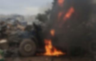 Terör örgütü saldırdı: Ölü ve yaralılar var