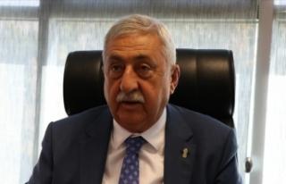 TESK Başkanı konuştu: Pandeminin hızı kesilebilir