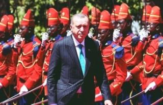 'Türkiye büyük oyuncu olmaya hazırlanıyor'