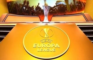 UEFA Avrupa Ligi'nde 8 maçta alınan sonuçlar