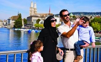 Araplar Türkiye'de tatil yapmak istiyor