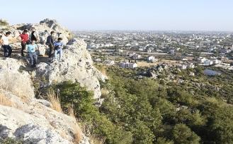 """2 bin 200 yıllık """"zeytin kenti"""" ziyaretçilerini bekliyor"""