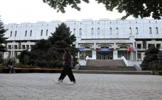 TİKA'dan Kırgızistan'a kültür merkezi hediyesi