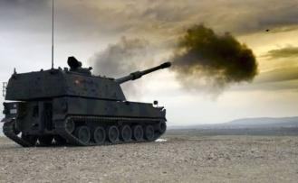 TSK, YPG'yi vurdu