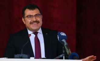 'Türkiye bulunduğu konum bakımından küresel bir güç'
