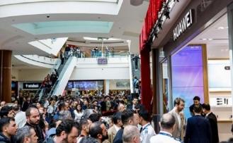 Huawei İstanbul'dan rekor ciro