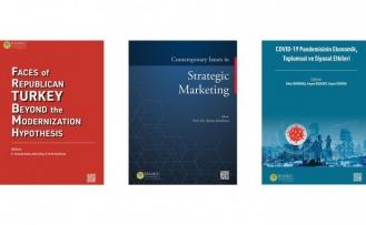İstanbul Üniversitesi Yayınevi'nin 3 yeni uluslararası kitabı açık erişime sunuldu
