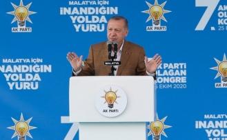 Erdoğan'dan çok sert sözler: Haddini bileceksin!