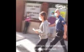 Polisin dikkati sayesinde kimliğini kaybeden aday KPSS'ye girdi