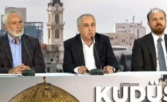 Milli İrade Platformu'ndan Kudüs davasına destek