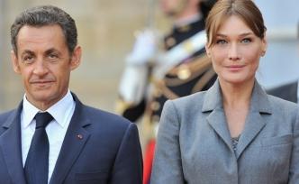 Sarkozy ve eşi Carla Bruni Türkiye'de tatil yaptı