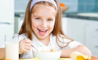 Çocuklar için en önemli öğün kahvaltı
