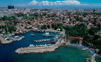 Antalya en iyi gelişme gösteren teknokent