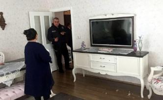 Belediye başkanının evine silahlı saldırı
