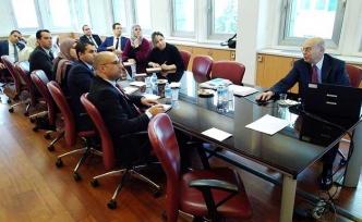 Cezayir ve Yemenli diplomatlara TİKA'dan eğitim