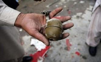 Endonezya'da acı olay! El bombası bulan çocuklar…